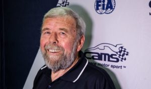 Roger Chirnside named FIA outstanding official of the season